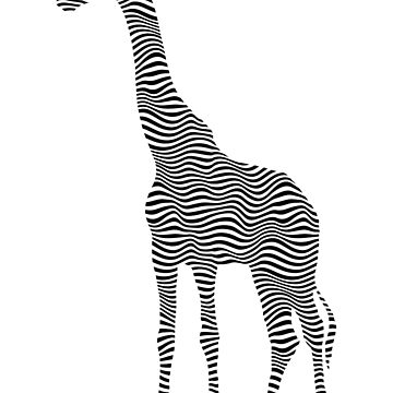 giraff by come