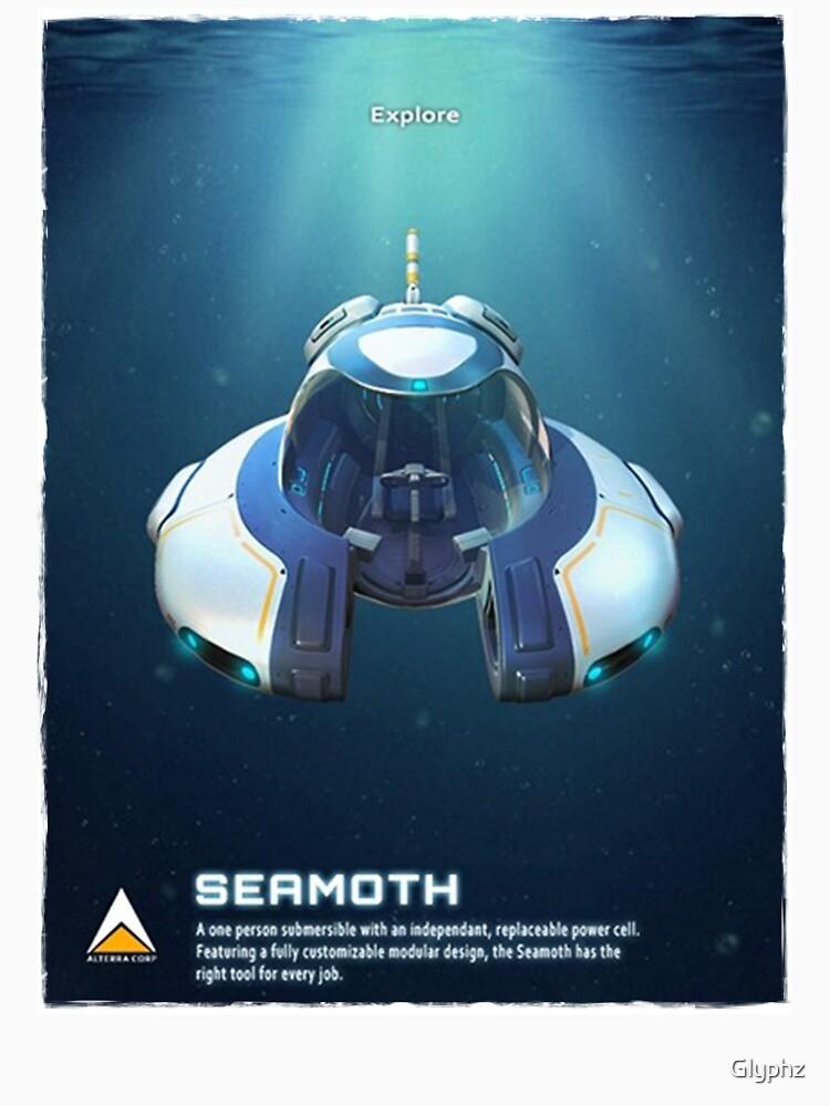 Seamoth von Glyphz