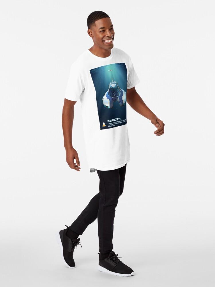 Alternative Ansicht von Seamoth Longshirt
