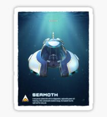 Seamoth Sticker