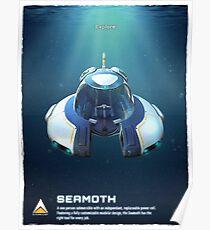 Seamoth Poster