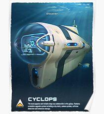 Cyclops Poster