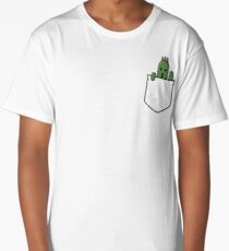 Little Pocket Cactuar Long T-Shirt