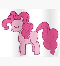 Cute Little Pony Poster