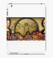 Da Vinci Collage iPad Case/Skin