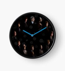 All Man Doctor Generation Clock