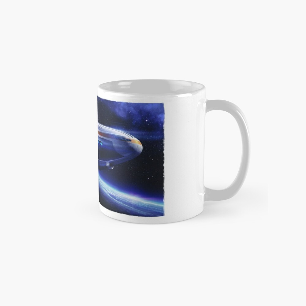 Aurora Flying Mugs