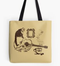 90s New York Still Life Tote Bag