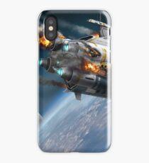 Aurora Crashing iPhone Case/Skin