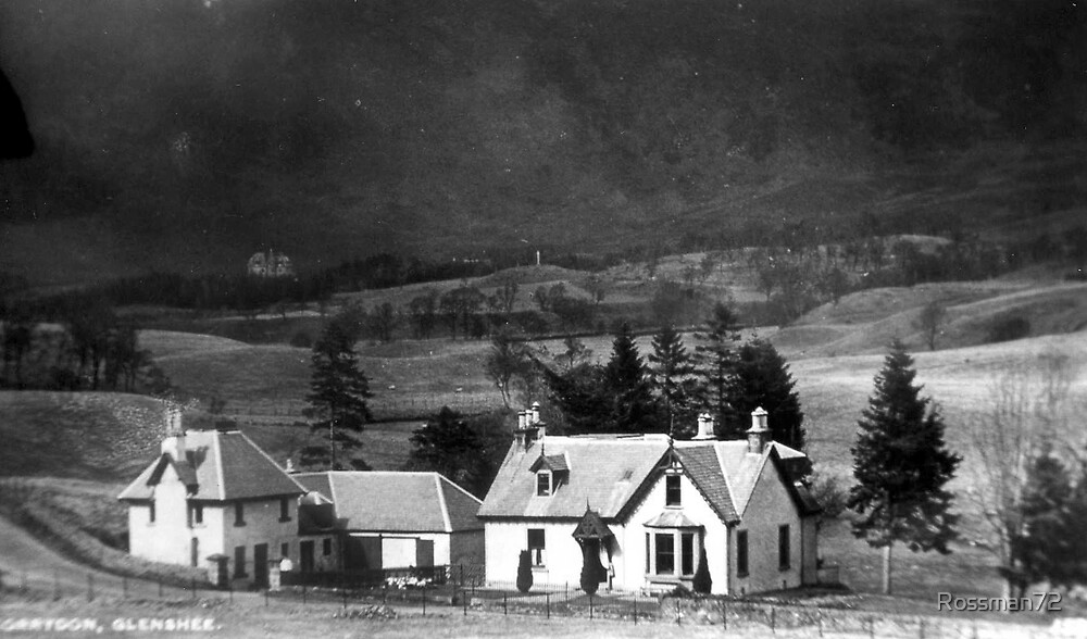 Glenshee Perthshire by Rossman72