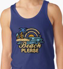 Strand bitte Tank Top für Männer