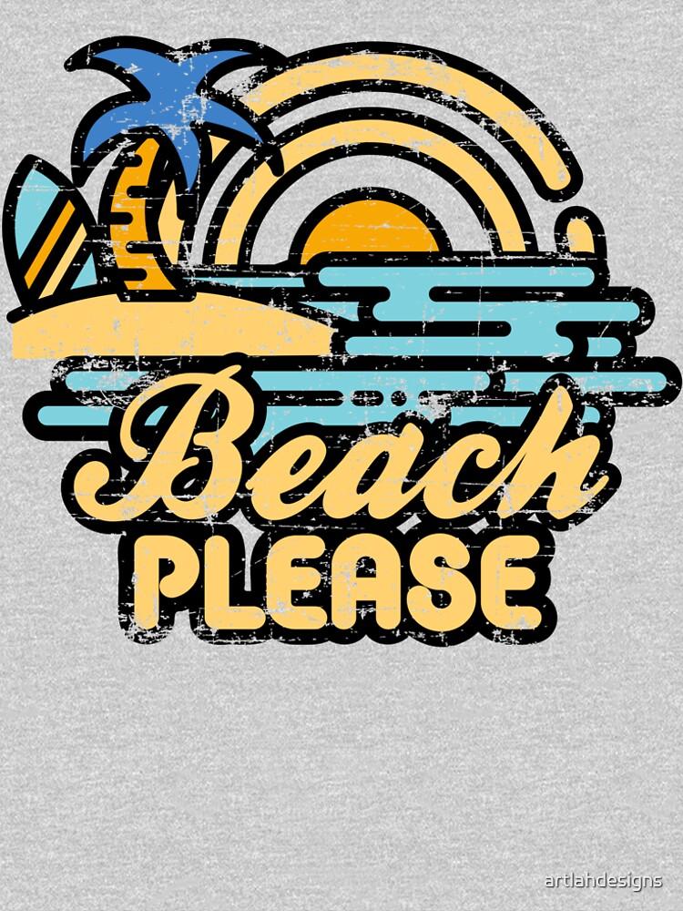 Strand bitte von artlahdesigns