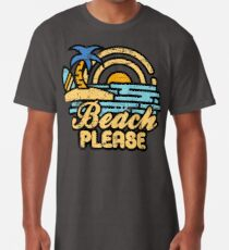Strand bitte Longshirt