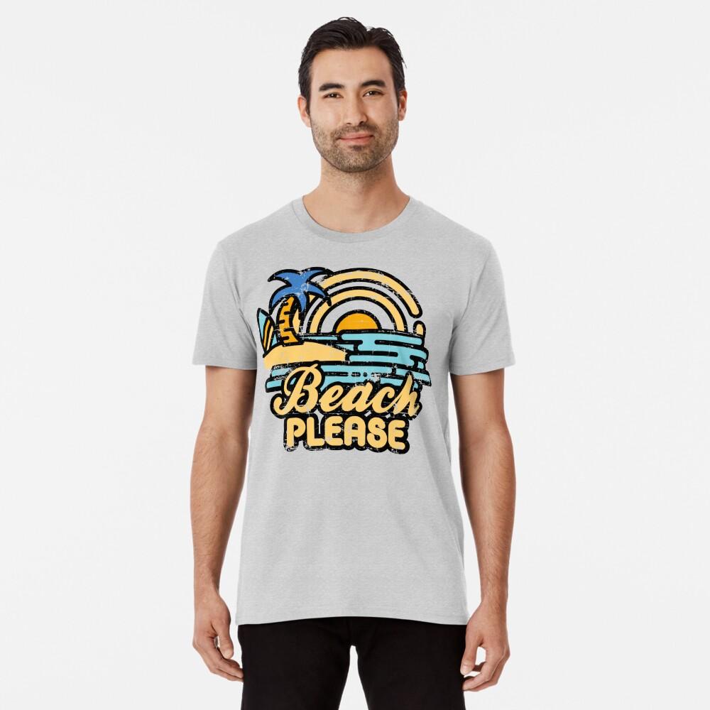 Strand bitte Premium T-Shirt