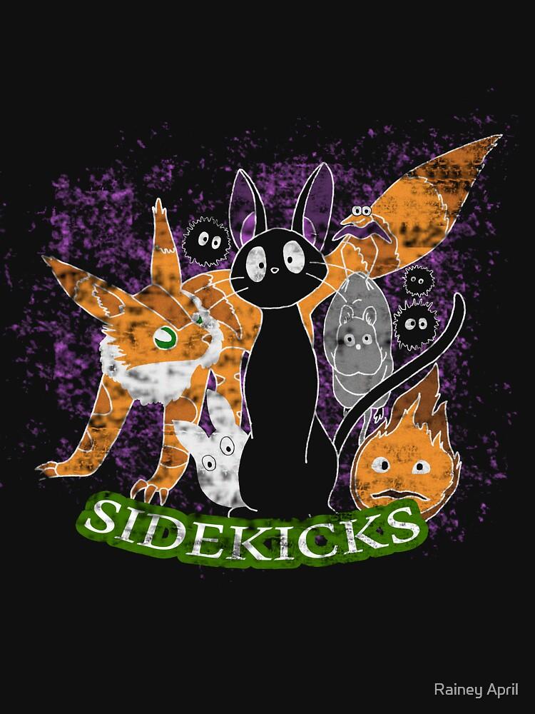 Sidekicks by rweinstein6
