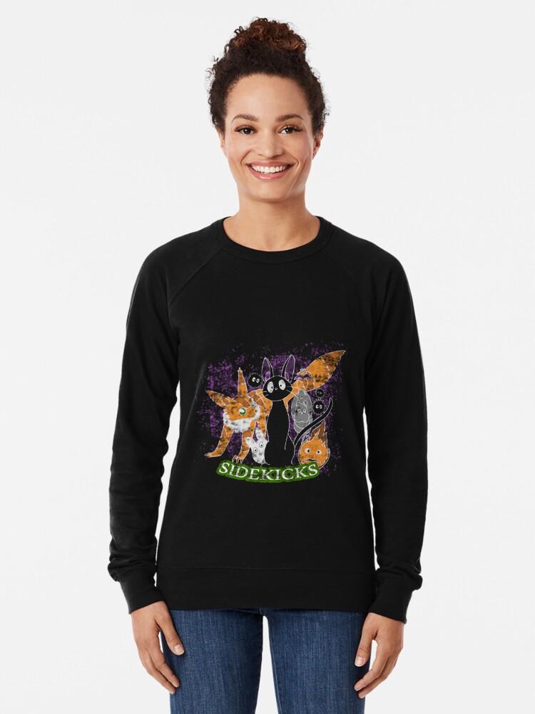 Alternate view of Sidekicks Lightweight Sweatshirt