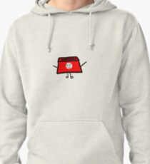 richie toaster Pullover Hoodie
