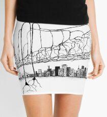 Neuron Bridge Mini Skirt