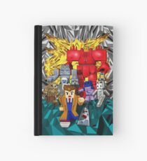 8bit 10th doctor pursued by all enemies Hardcover Journal