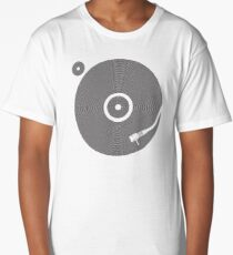 Turntable Long T-Shirt