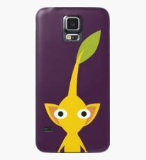 Gelbes Pikmin Hülle & Klebefolie für Samsung Galaxy