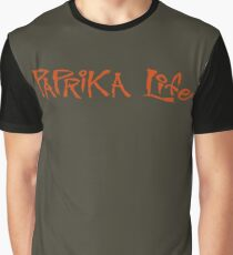 Paprika Life Graphic T-Shirt