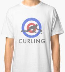 Bullseye Curling Classic T-Shirt