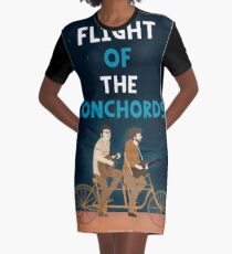 Flight of the Conchords Graphic T-Shirt Dress