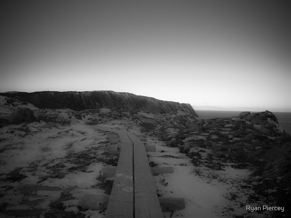 Walkway by Ryan Piercey