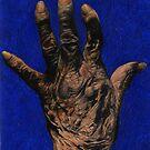 True American Hand by gregvanderLeun