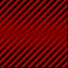 Red and Black Stripes by Tim McLaughlin