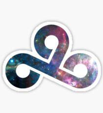 Cloud 9 Galaxy Sticker