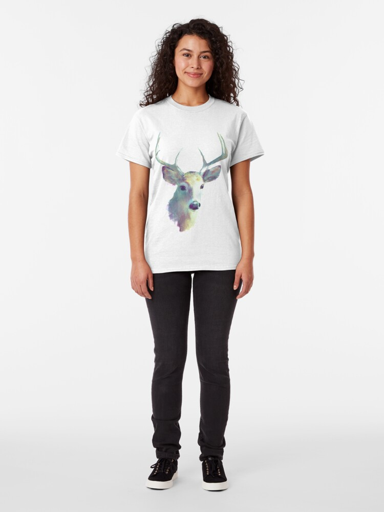 Alternate view of Whitetail No. 2 Classic T-Shirt