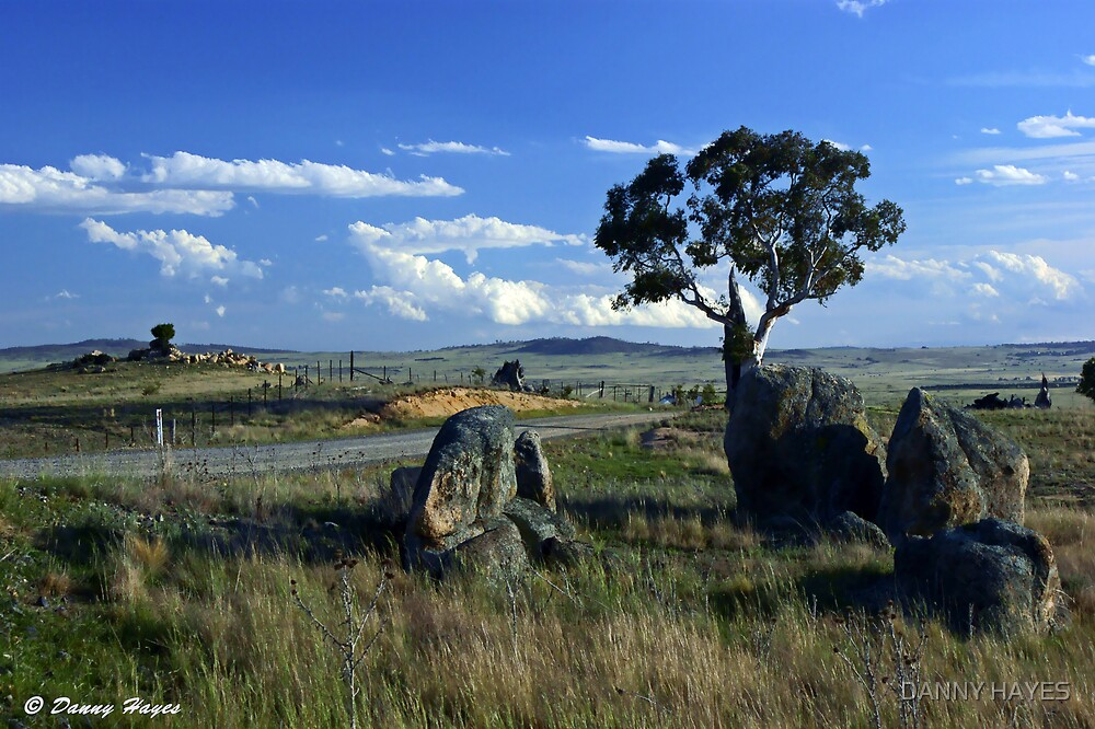 BOULDER COUNTRY -BERRIDALE NSW AUSTRALIA by DANNY HAYES