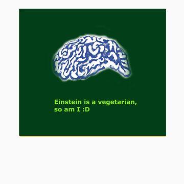 Smart as Einstein ??? by holeepassion