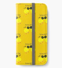 Elwood and Jake tee design iPhone Wallet/Case/Skin