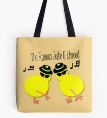 Elwood and Jake tee design Tote Bag