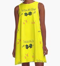 Elwood and Jake tee design A-Line Dress