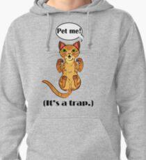Trap Cat (Orange Tabby Cat) T-Shirt