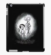 Morty Burton iPad Case/Skin