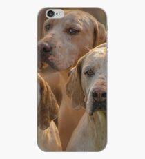 Fox Hounds (1) iPhone Case