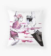 All I Want Is To Fly With You Throw Pillow