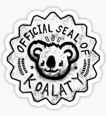 Koalaty Sticker