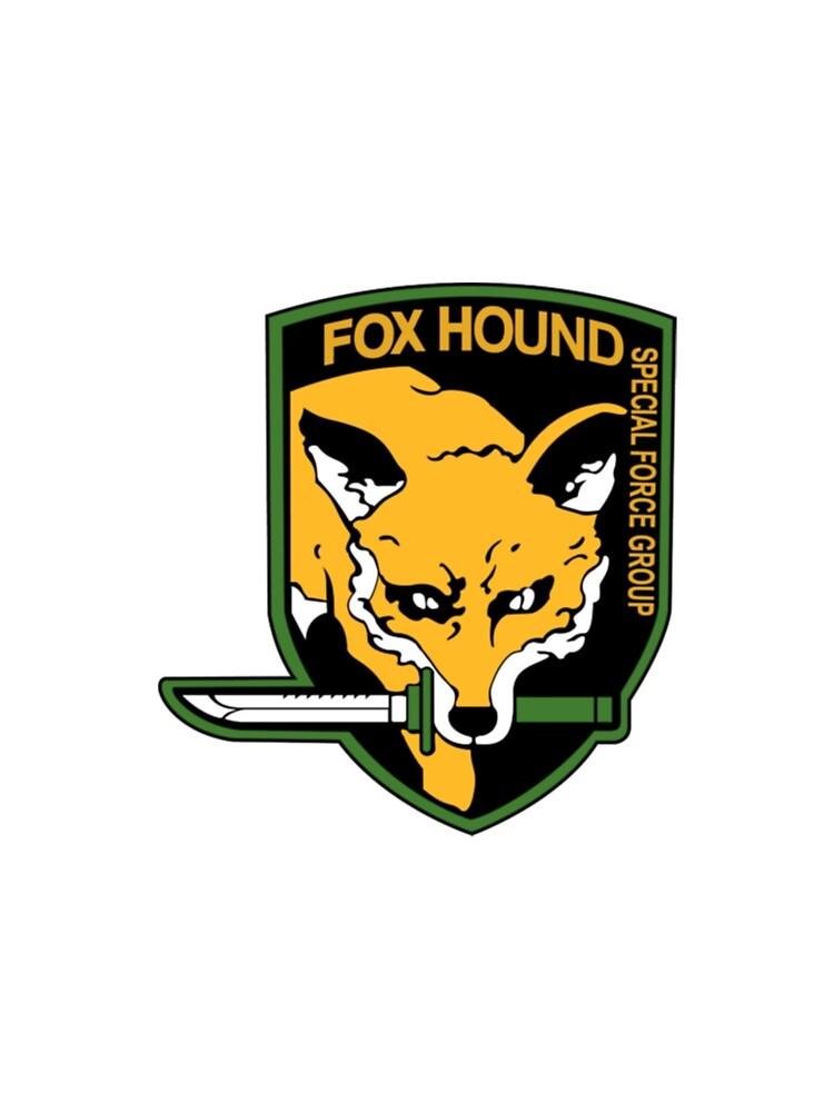 Foxhound Logo By Pumkinguts