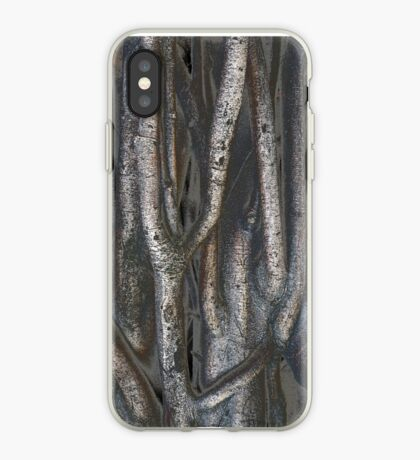 Exposed Tree Roots from Down Under iPhone Case