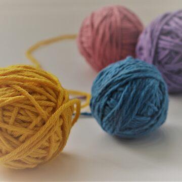 Yarn We Colorful  by stephenralph
