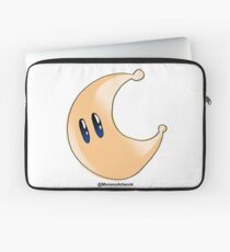 Odyssey Orange Power Moon Laptop Sleeve