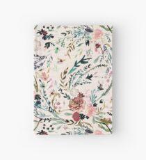 Cuaderno de tapa dura Fable Floral