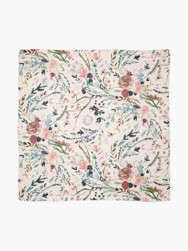 Alternative Ansicht von Fabel mit Blumen Tuch