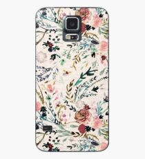 Fable Floral  Case/Skin for Samsung Galaxy